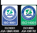Acquired ISO certification