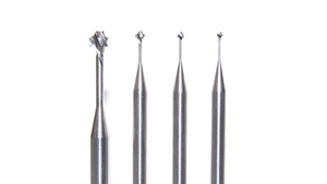 Carbide Round Chamfering Cutter Series